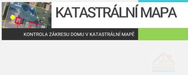 katastrální mapa