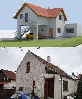 NZU stavajici domy